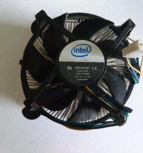 Кулер для процессора LGA775 (медь)