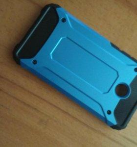 Чехол на телефон Xiaomi redmi 4x ударопрочный
