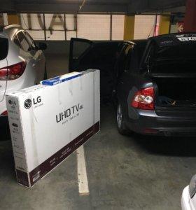 Телевизор LG 65UJ75