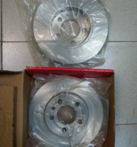 тормозные диски 2 шт.