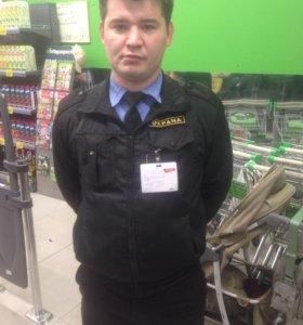 Сотрудник охрана