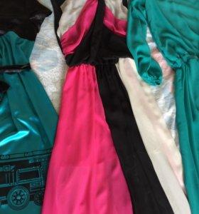 платья по 200р размер 42-44