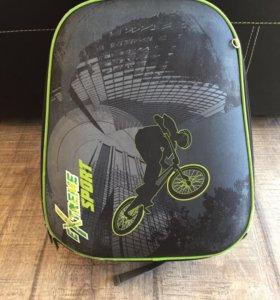 Портфель (рюкзак) Hatber