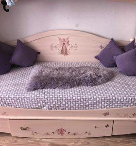 Кровать Николь арт