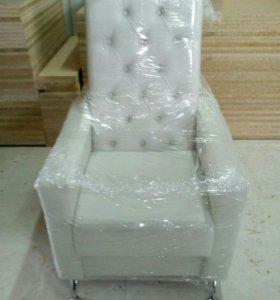 Кресло педикюрное новое