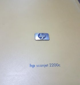 Сканер HP Scanjet 2200c