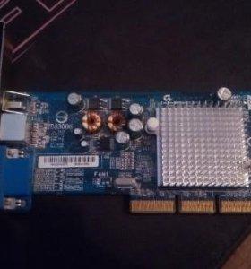 Видеокарта gigabyte GeForce 4 MX4000 DDR sdram OEM