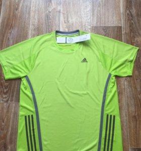 Новая футболка adidas