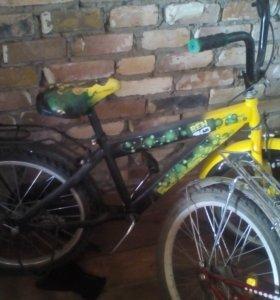 Велосипед ben (НА Запчасти)
