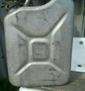Канистра алюминевая 20 литров