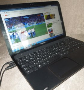 Toshiba Satellite L850 на A10