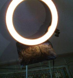 Светодиодная кольцевая лампа HAKUTATZ