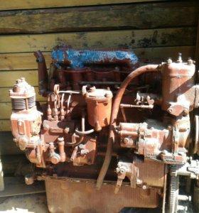 Двигатель к МТЗ-82