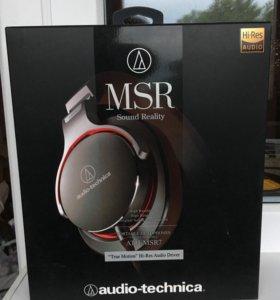 Наушники мониторные. Audio-Technica ATH-MSR7