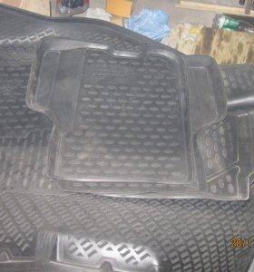 коврики на рено- логан