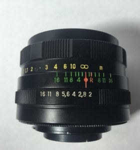 Гелиос 44М / f2