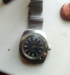 Продам командирские часы