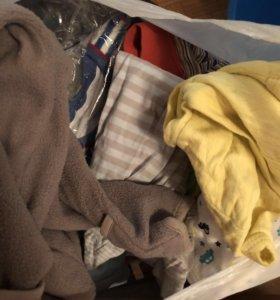 Пакет одежды на ребёнка с рождения и до 1 года