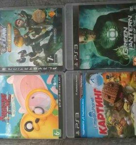 Sony PS3 игры