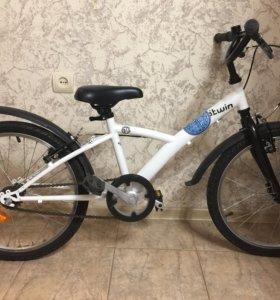 Детский велосипед, как новый, колеса 20 дюймов