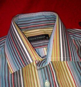 2de4f6db174 Мужские рубашки в Москве - купить рубашки с длинным и коротким ...