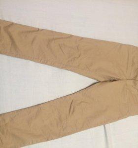 Новые брюки-чиносы р.122-128
