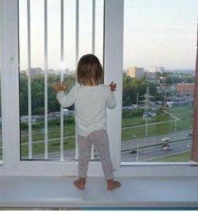 Решетка на окна для детей