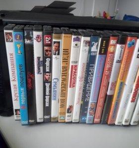 продаю диски с фильмами