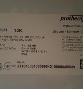 Электрический котел Protherm