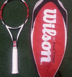 Теннисная ракетка Wilson б/у
