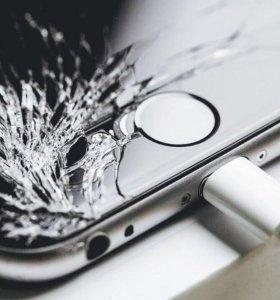 Ремонт iPhone 4/4s,5/5s,SE,6/6s,7,8.