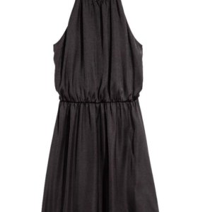 Платье с кружевной спинкой H&M