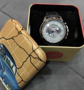 Часы Fossil Grant мужские