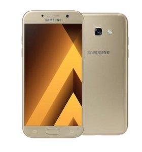 Samsung Galaxy A5 (2017) (золотистый)