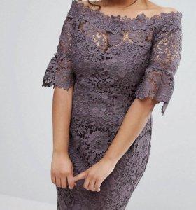 Платье ажурное (продаю до 26.07.)