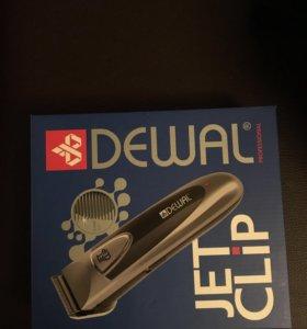 Машинка для стрижки Dewal Jet Clip