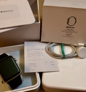 Apple Watch 1-42mm Stainless Steel