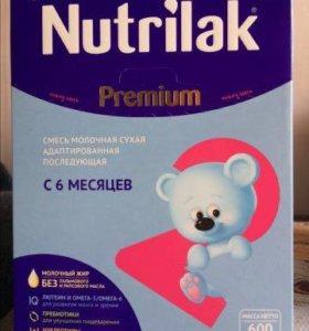 Смесь Nutrilak Premium 2, 600г