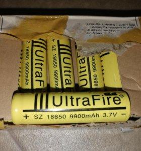 Аккумуляторные батарейки 🔋