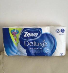 Туалетная бумага ZEWA 3 сл