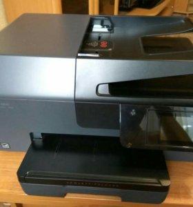 МФУ HP Officejet Pro 6830