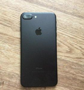 iPhone 7 Plus 32gb. Black.