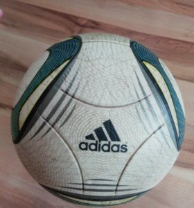 Adidas' Official Match Soccer Ball The Speedcell