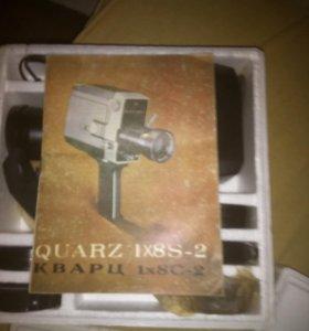 Кинокамера quarz 1x8s-2