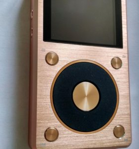 Fiio X5II Gold limited edition
