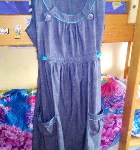 Очень красивое платье для беременной