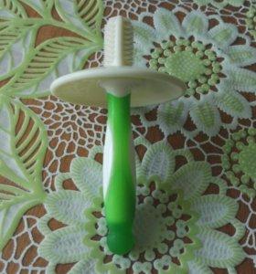 Прорезыватель, зубная щетка