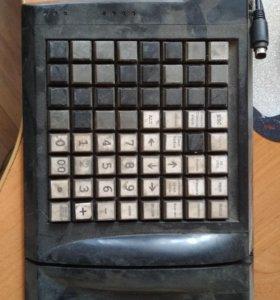 Программируемая клавиатура (2 штуки)