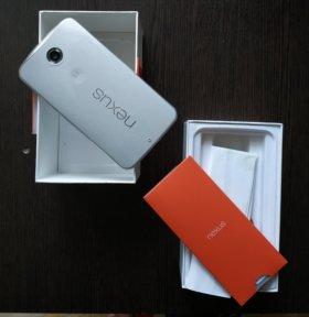 Nexus 6 32gb White