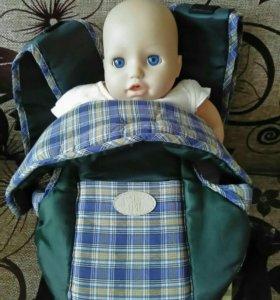 Кенгуру переноска для младенцев.